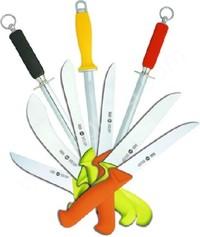Ножи и мусаты мясника