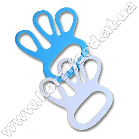 Полиуретановый держатель для кольчужных перчаток, Friedrich Munch, Германия