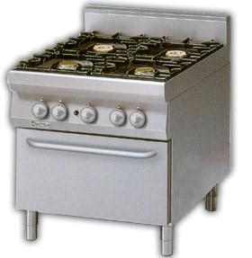 Электрические и газовые плиты